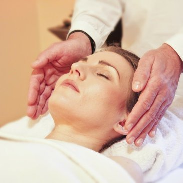 Auto massage du visage